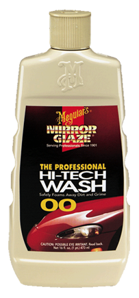 Meguiar's Professional Hi-Tech Wash