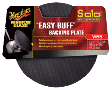 "Meguiar's So1o™ 6"" Easy-Buff Rotary Backing Plate"
