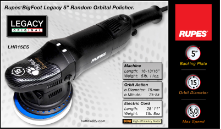 "Rupes MARK ll BigFoot 5"" Electric Random Orbital Polisher"