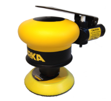 "Mirka Bulldog 3"" Air-Powered Rotary Polisher"