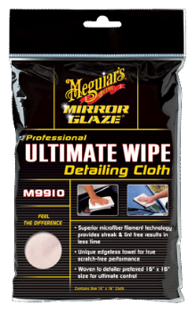 Meguiar's Ultimate Wipe® Microfiber Detailing Cloth