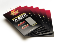 Meguiar's Professional Unigrit® Finishing Paper- sleeve