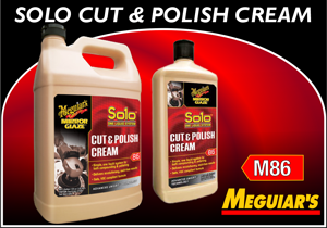 Meguiar's So1o™ Cut & Polish Cream