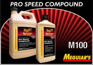 Meguiar's Professional Pro Speed Compound