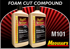 Meguiar's Professional Foam-Cut Compound