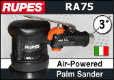 "Rupes 3"" Random Orbital Palm Sander"