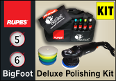 Rupes MARK ll BigFoot Deluxe Edition Kit