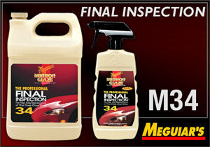 Meguiar's Final Inspection®