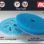 "(Shown: 5"" diameter pads; these pads are also available in 3"" versions). With the option of microfiber or foam, there's no reason NOT to choose a Rupes Coarse-Cut Pad! In general, the Blue Coarse Microfiber Cutting Pad is quicker at eliminating severe paint defects. If the task at hand requires the elimination of sanding mark ridges (smooth and glossy sanding marks that have been polished, but are not fully eliminated), the microfiber pad is usually the better choice. However, if the goal is the elimination of heavy oxidation (such as is commonly found on motorhomes, boats, or any other vehicle that is exposed to harsh environmental conditions), then the Blue Coarse Foam Cutting Pad is the better choice. This is because microfiber has a tendency to load with paint residue quicker the the blue foam pad, which is very porous and rigid, and therefore much more difficult to clog with debris."
