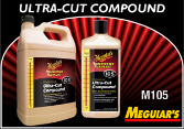 Meguiar's Professional Ultra-Cut Compound