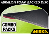 Mirka Abralon® 6-Piece Combo Pack