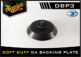 "Meguiar's Soft Buff 3"" D/A Backing Plate"