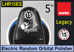 "Rupes LEGACY BigFoot 5"" Electric Random Orbital Polisher"