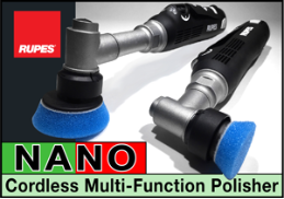 Rupes BigFoot NANO Multi-Function Polisher